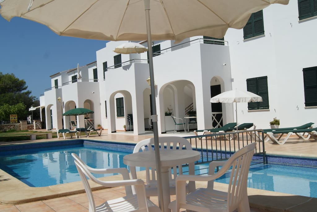 Apartamentos california apartments for rent in torre del ram illes balears spain - Apartamentos california menorca ...