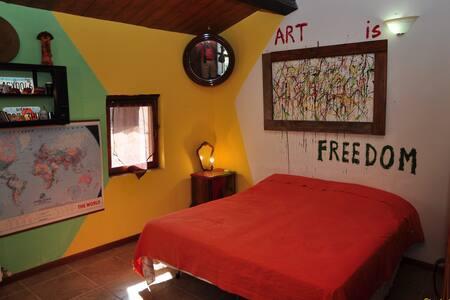 Amaca in campagna - Montecarotto - Haus