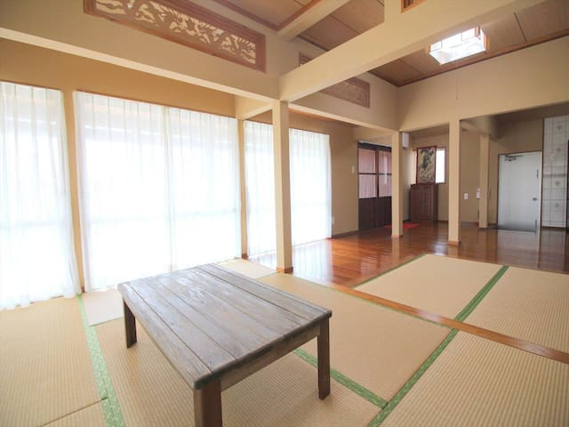 【NEW】Traditional Whole House for Family/GY1