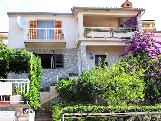 Apartmani Sunce - Drage - Apartment