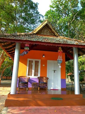 Villa in backwaters