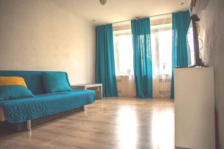Уютная квартира вблизи Амалиенау