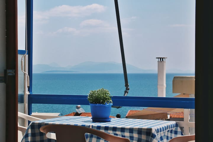 Seaview - selfcatering apartment -Helen No 3