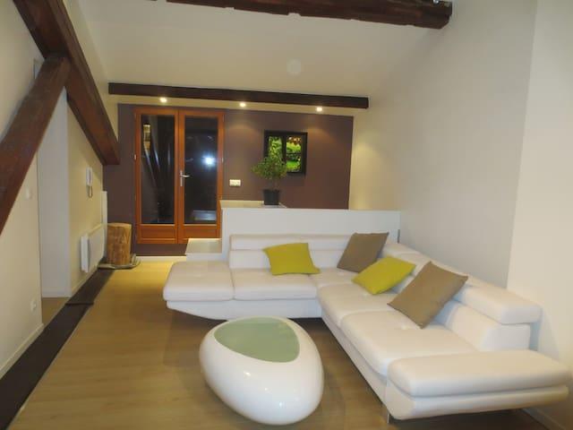 Appartement 85m² centre ville - Clermont-Ferrand - Appartement