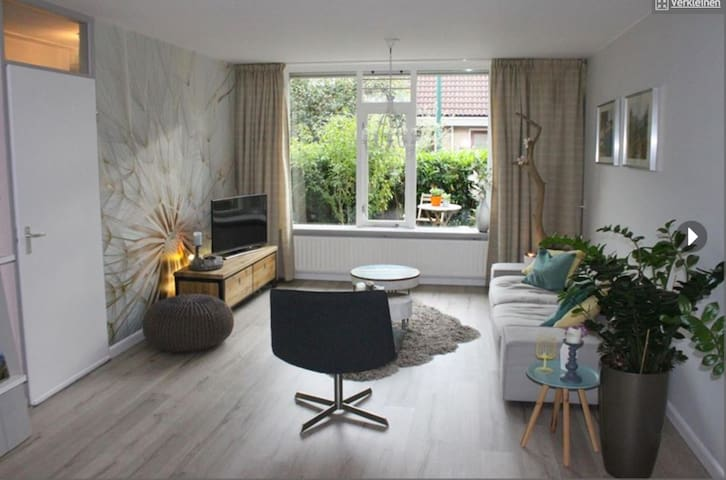 Comfy, modern house with lots of privacy - Doorn - Huis