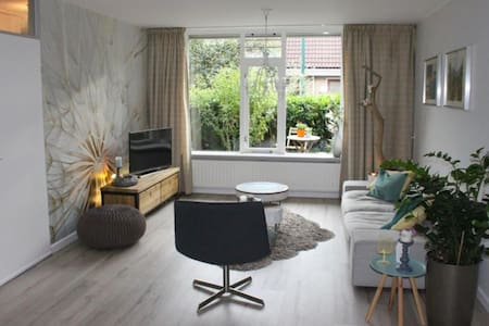 Comfy, modern house with lots of privacy - Doorn - Ház