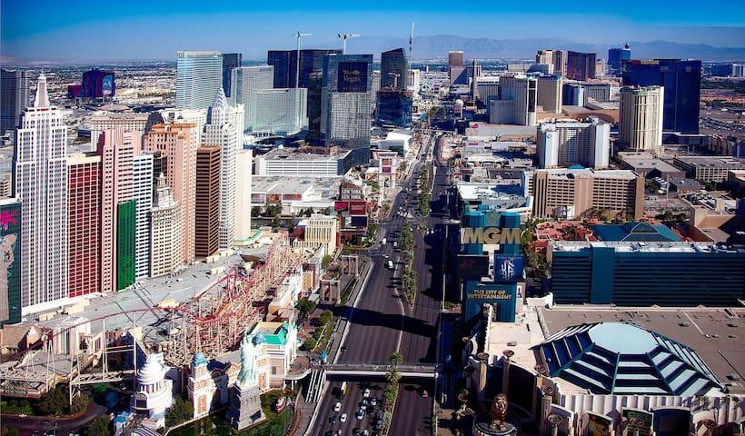 Cosmo Cue -Las Vegas Strip & Convention Hot Coffee