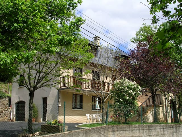 Le Colombie a Espalion - Espalion - Appartement