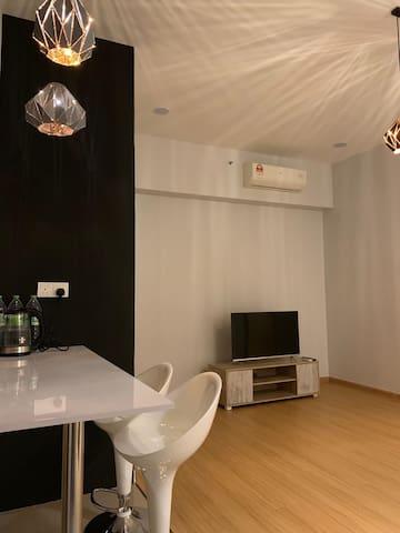 Scandinavian Design Cozy Apartment @ Shah Alam