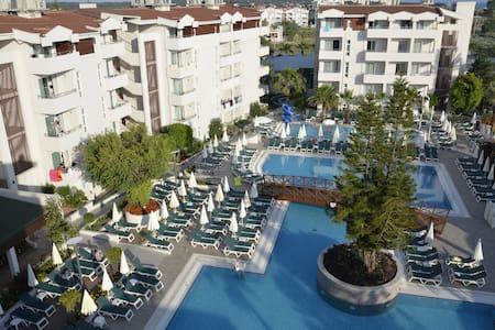 Side Resort - Manavgat - Appartamento con trattamento alberghiero
