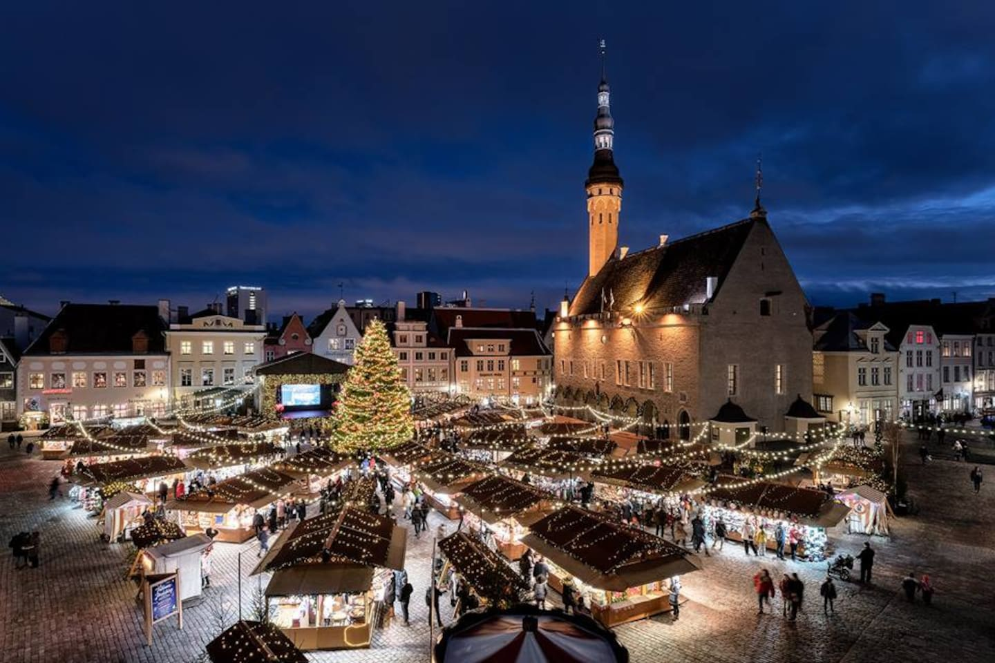 The best European Christmas Market open from 15th of November 2019 until 7th of Januar 2020