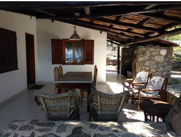 Villa in  TROPEA, our Caribbea sea