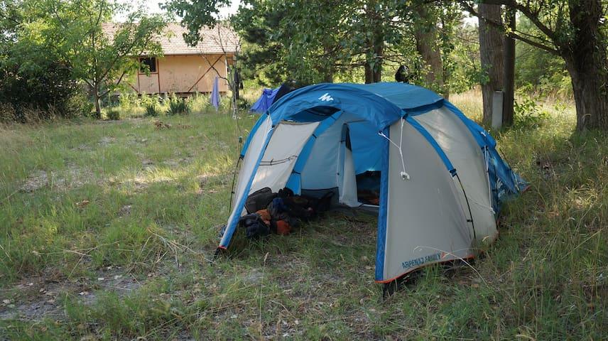 Freedom Tent - Csólyospálos - Палатка