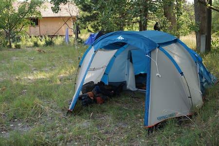 Freedom Tent - Csólyospálos - Çadır