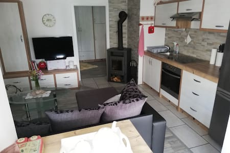APP Natura Kope with terrace, 1 BR, parking, TV