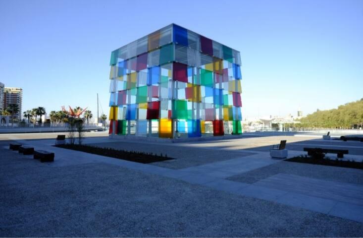 Centro Pompidou..