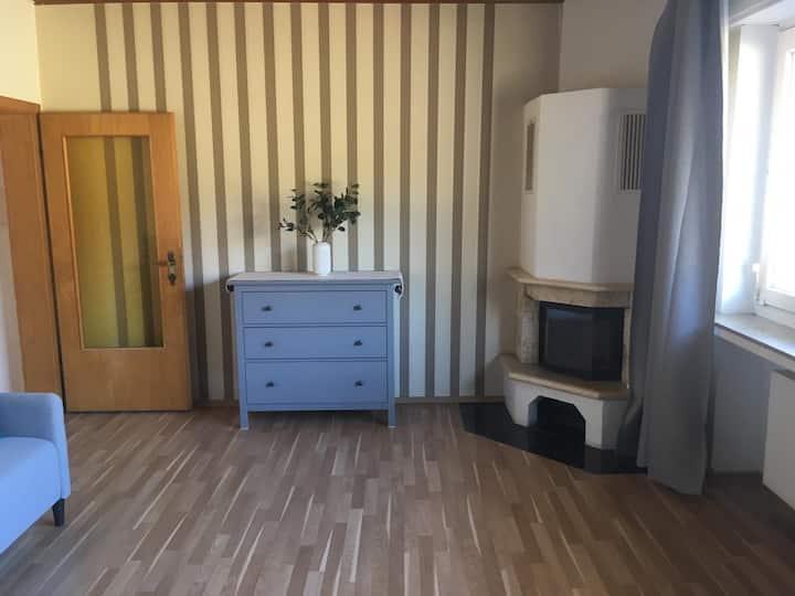 Ferienwohnung 45 m2 zur Emmer