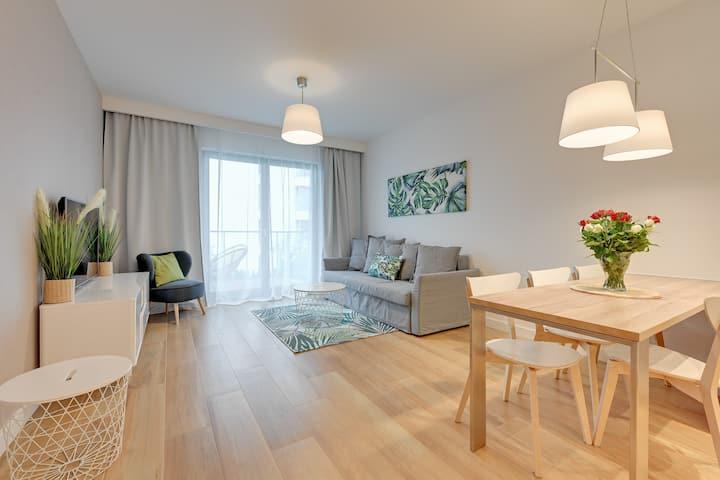 Wave Apartments - Nadmorze