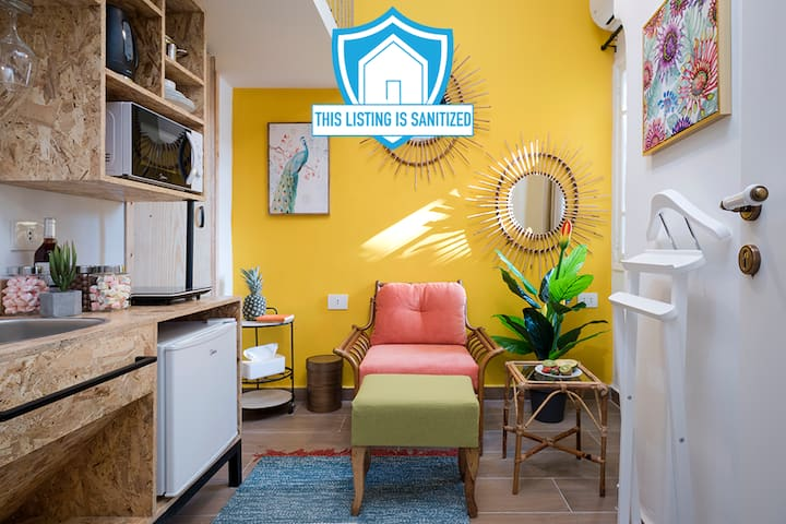 ★ Bohemian MINI-Studio in Mar Mikhael - Chiara