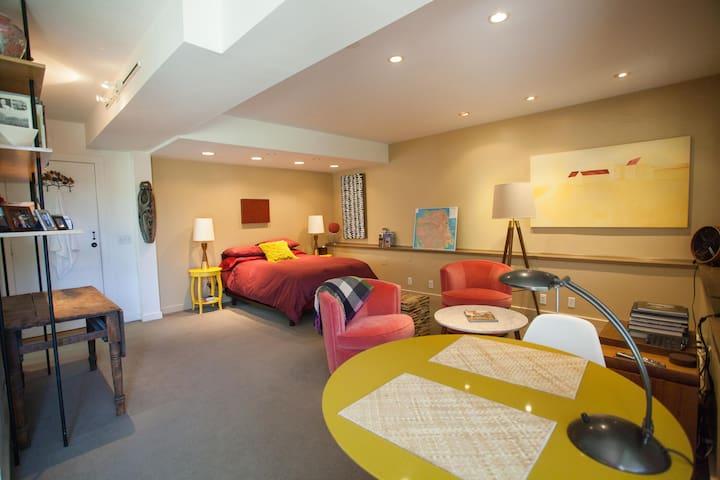 Potrero Hill Garden Suite - San Francisco