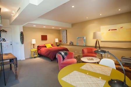 Potrero Hill Garden Suite - San Francisco - Dům