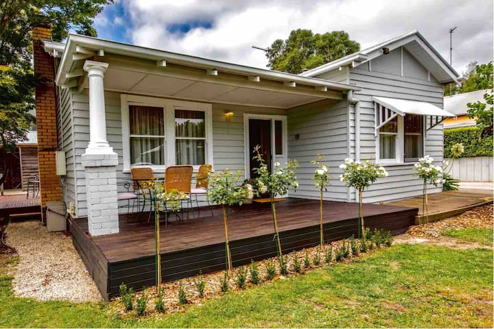 Sovereign Hill 3bd• Wifi• Parking• Self Check-in