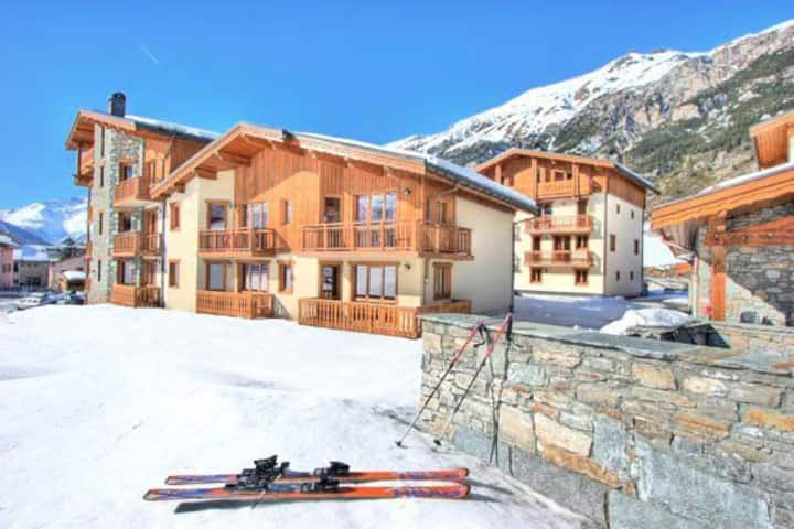 """appartement T2 """"Les balcons de Val Cenis"""""""