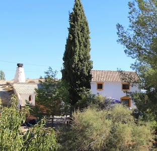 Bed & Breakfast in large cave house, near Baza. - Puente Arriba - Bed & Breakfast