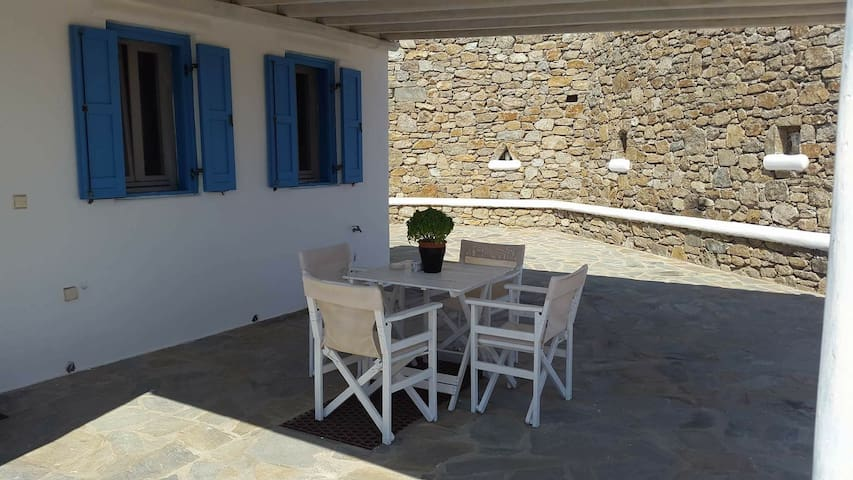 New,Seaview villa in Mykonos - Mikonos - Condominium