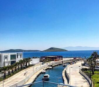 2+1 luxurious villa&pool&view at Ortakent - Ortakentyahşi Belediyesi