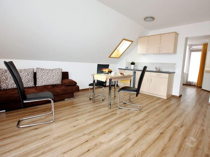 Schwarzwald-Café Pension Fechtig, (Ühlingen-Birkendorf), 2-Zimmer-Apartment Nr. 1