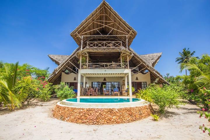 Milele Villas Zanzibar - Villa Lisa - Bed + Breakfast