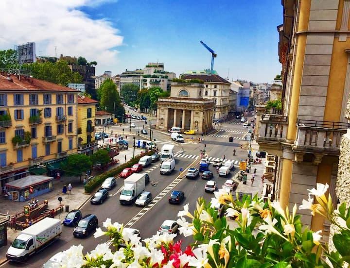 Milano centro Buonosaire