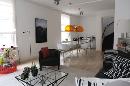 Luxury Spacious  Apartment  in Delft Old Centre. - Delft - Apartament
