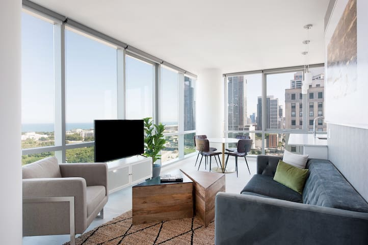 Sonder | Essex on the Park | Upscale 2BR + View