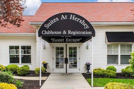 2 Bedrooms, 2 Bath Suites at Hershey Resort Lux