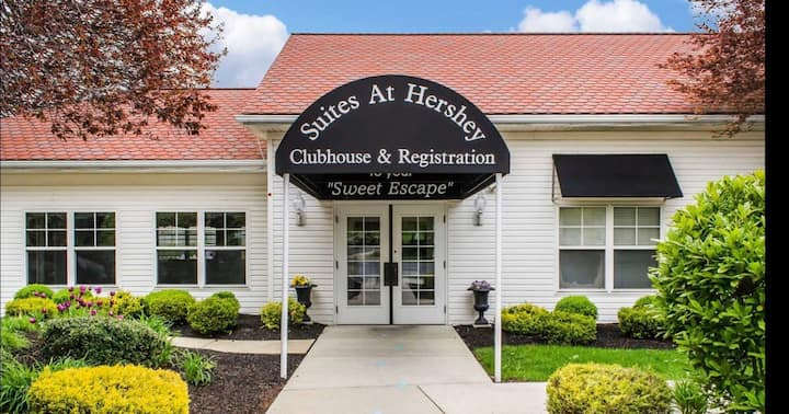 2 Bedrooms, 2 Bath Suites at Hershey Resort Lux