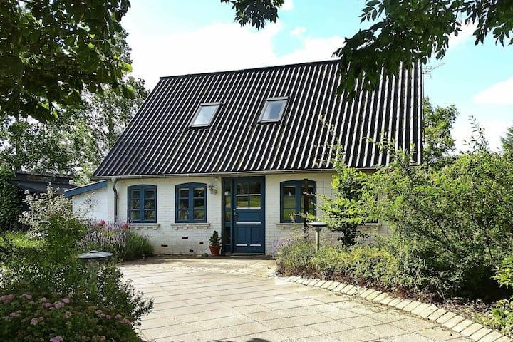 Modern Holiday Home in Syddanmark near Sea
