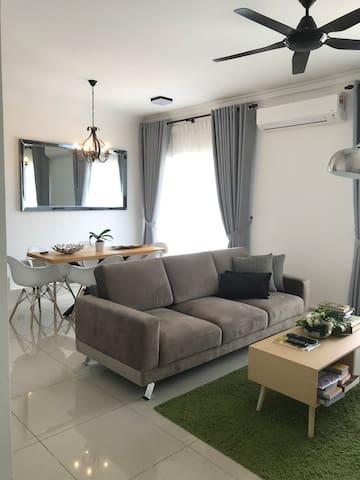 Pudina putrajaya apartment Airbnb