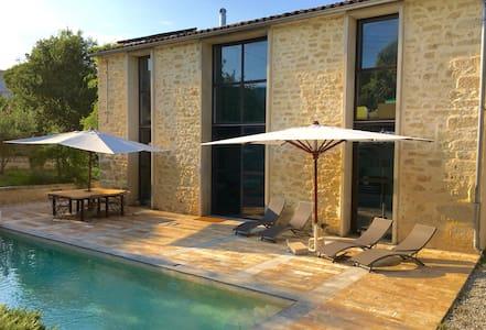 Maison de charme avec piscine - Montpellier - Haus