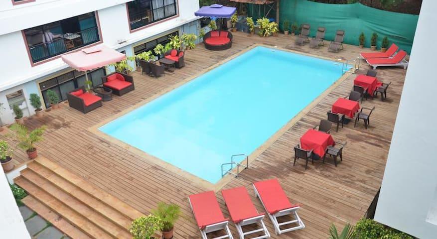 Calangute Beach Resort Apartments - Calangute - Wohnung