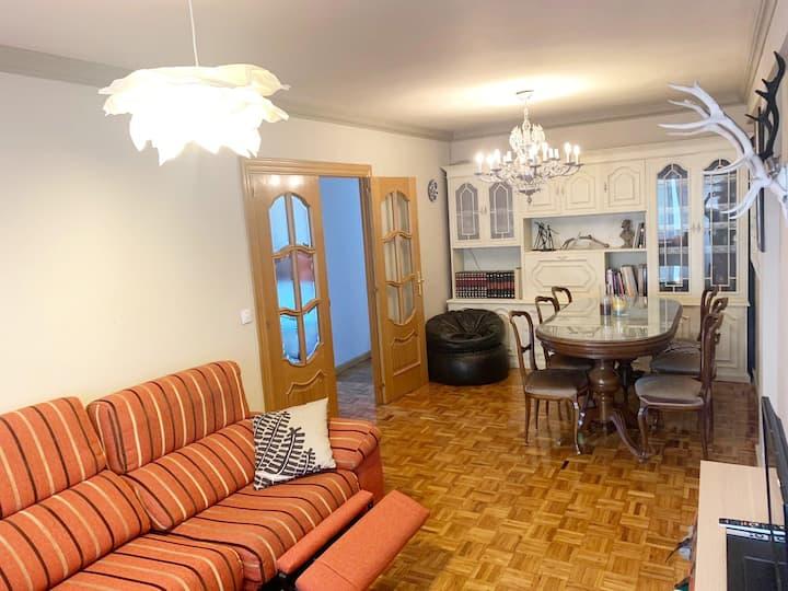 Amplio piso con terraza 3D1B - Los verdes