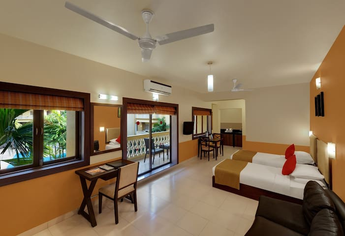 Studio Apartment by Sandalwood Hotel & Suites