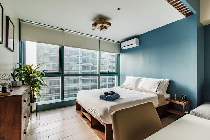 *NEW CENTRALLY LOCATED 1BR IN BGC