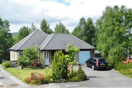Falcon Lodge, Aviemore - Aviemore - Bungalow