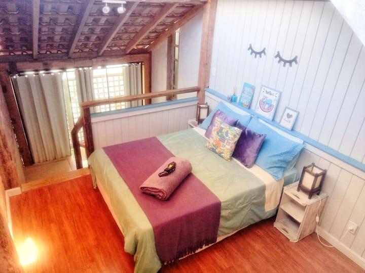 lindo apartamento en Morrinhos a 300 mts da praia