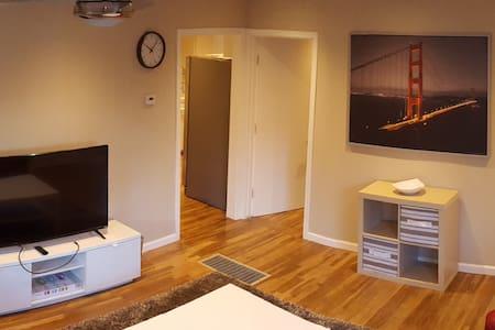 Renovated 2 Bed/1 Ba Apt - San Jose - Wohnung