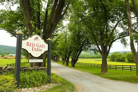 The Cottage @ Red Gate Farm- Horse & Wine Country!