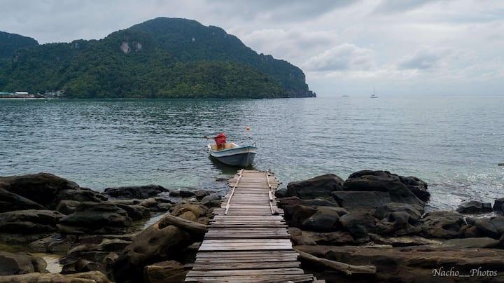 Exotic Seaview Bungalow on Phi Phi!