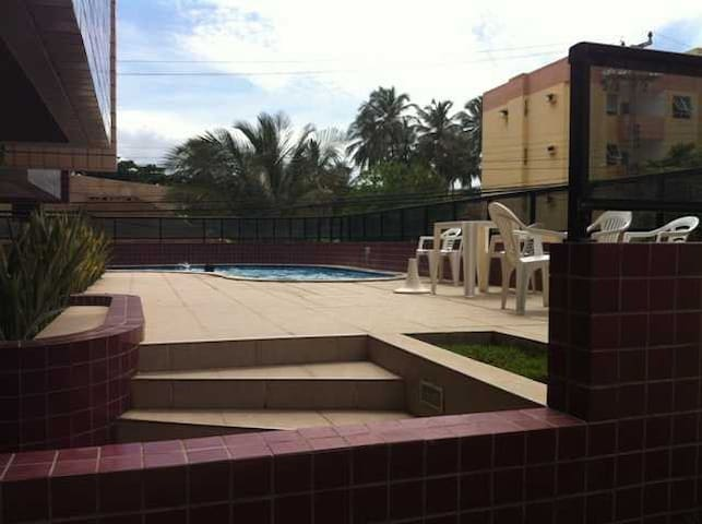 1 QUADRA DA PRAIA  LOFT  40 M - Maceió - Appartement